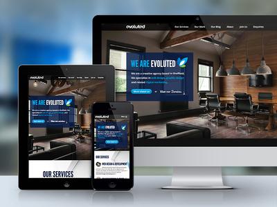 Evoluted New Website
