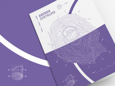 cultural worlds  topographic map world fractal illustration graphic design