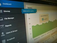 Web App - Dashboard