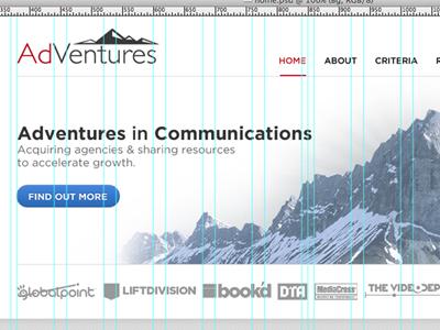 Website - AdVentures