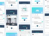 Helparound app redesign