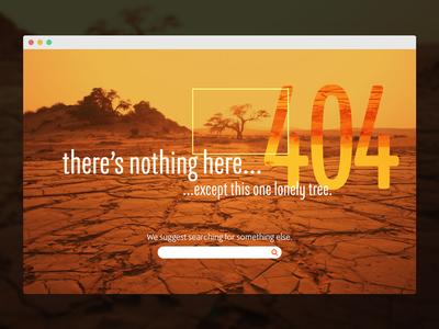 DailyUI #008 - 404 Page website web design 404 web landing page dailyui