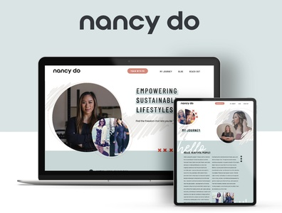 Branding and Web Design for Personal Trainer