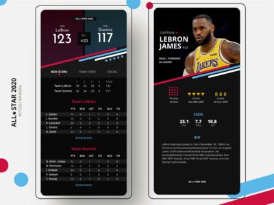 NBA All Star 2020