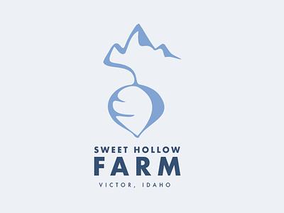 Sweet Hollow Iteration idaho vegetables farm mountains radish