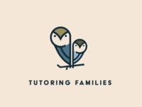 Tutoring owls owl logo tutor owl