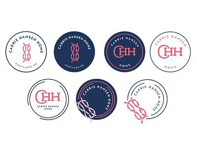 CHH Logo circle logo circle stamp