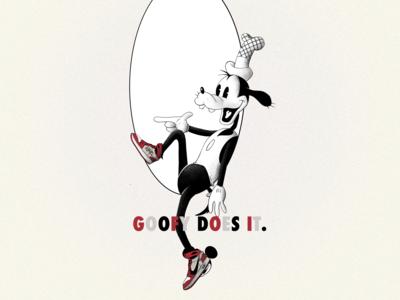Goofy for Nike