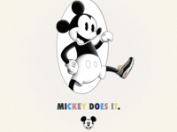 Mickey for Nike