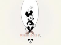Minnie Does It