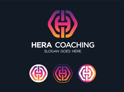 HERA COACHING LOGO DESIGN