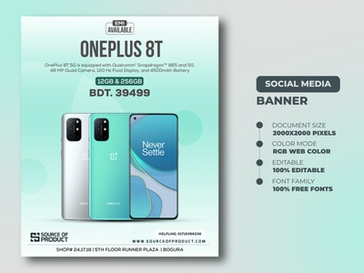 Smartphone Social Media Banner Templates illustration typography banners instagram banners facebook banner advertisment ads banner ads banner banner templates social media banner web bannner smartphone banner smartphone