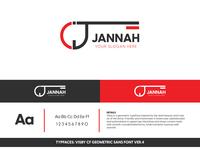 LOGO DESIGN FOR JANNAH
