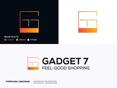 Gadget 7 Logo Redesign | G7 Lettter Logo the logo design process minimal logo design 3d logo design design a logo logo design illustrator logo designer logo design trends 2020 logos professional logo design logo design tips logo design 2020 logo design process graphic design how to design logo logo design tutorial design logo how to design a logo logo design branding