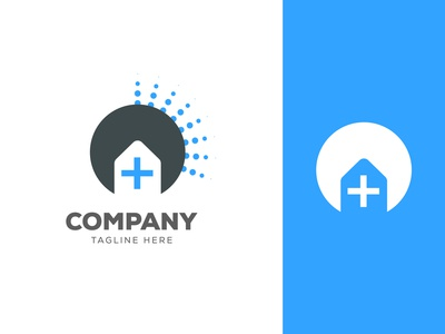 Medical Home Logo Design