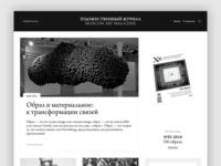 Moscow Art Magazine