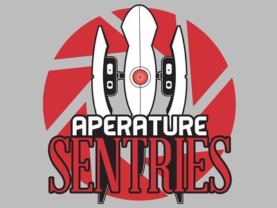 Aperature Sentries