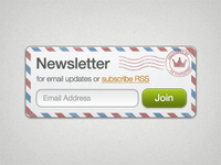 Bouncity Newsletter Signup