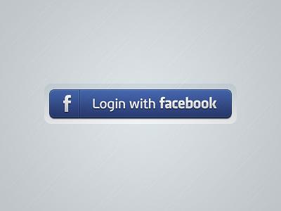 Facebook Login Button facebook button login log in
