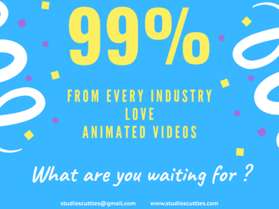 Get your Animated Video now!!