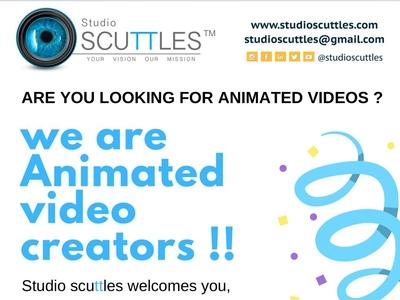 Animated Videos Creator in Ahmedabad