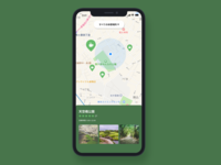 DailyUI #020: Location Tracker