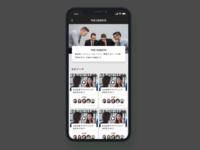 DailyUI #025: TV App
