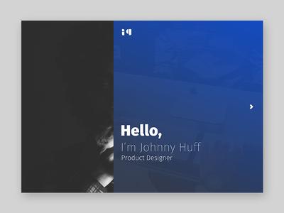 Blu studio simple design webdesign ux ui