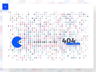 404 concept idea creative template comma userinterface design website ux ui 404
