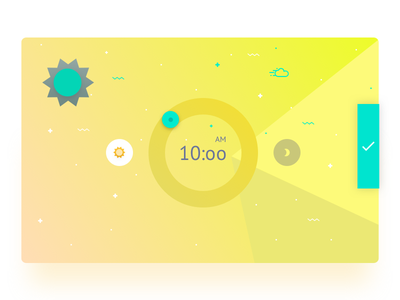 Time Set Concept (Freebie) download free sketch concept prototyping animation ux ui