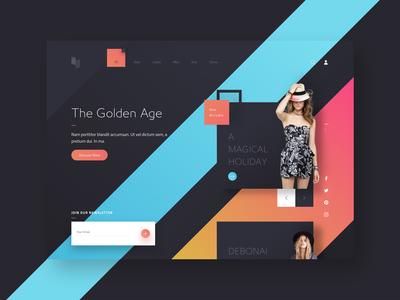 AVIN E-Commerce Web Template