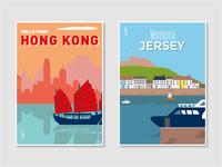 Jordans Postcards