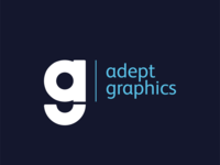 a & g monogram - Adept Graphics