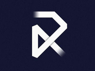 36 days of type - R simple bold alphabet 36days-r r design dark experimental type typography 36daysoftype