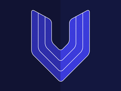 36 days of type - V v letter alphabet badge simple v blue 36days-v typographic lines experimental bold design 36daysoftype typography