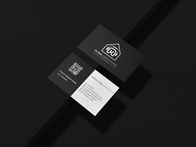 Global Gadget House- Business Card