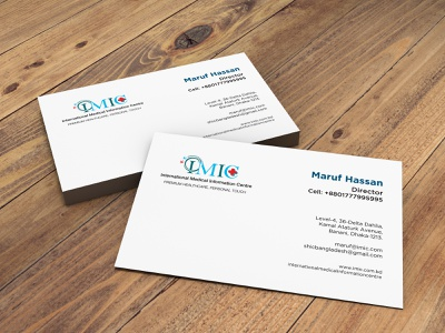 IMIC Business Card