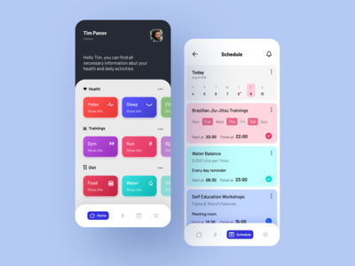 Fitness Smart App