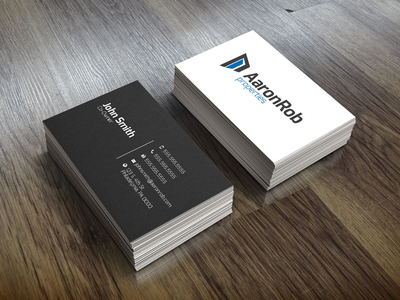Fresh Cards business cards branding logo cards mockups marketing