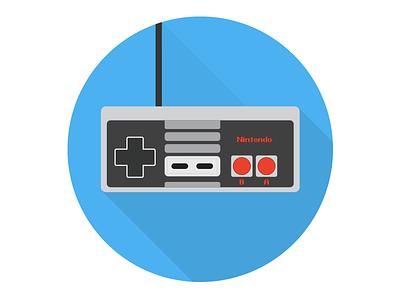 Nintendo Controller Icon icon iconset flat design flat icon nintendo pokemon mario