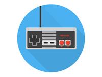 Nintendo Controller Icon