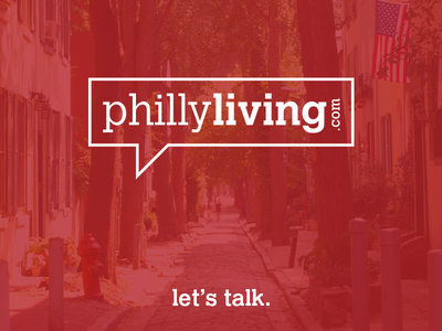 Philly Living brandidentity philly realestate branding logo
