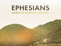 Ephesians Sermon Series Artwork