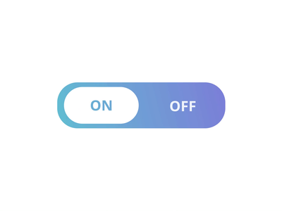 lil toggle toggle switch toggle button buttons animation figma gradient ui toggle