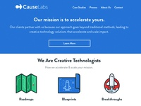 causelabs.com redesign
