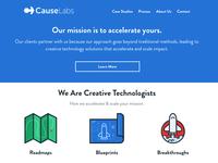 causelabs.com redesign