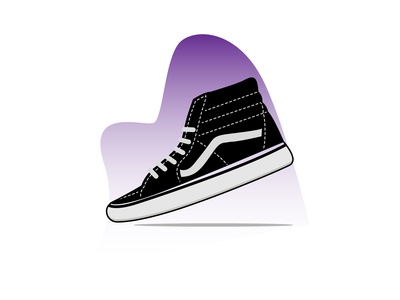 Vans8 sport sneakers sneaker shoes nike ux design ui mobile app kicks illustration icon set icon graphic gradient footwear fashion ecommerce online store shop design convers adidas