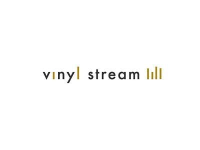 a logo typogaphy logotype type identity audio sound music branding logo