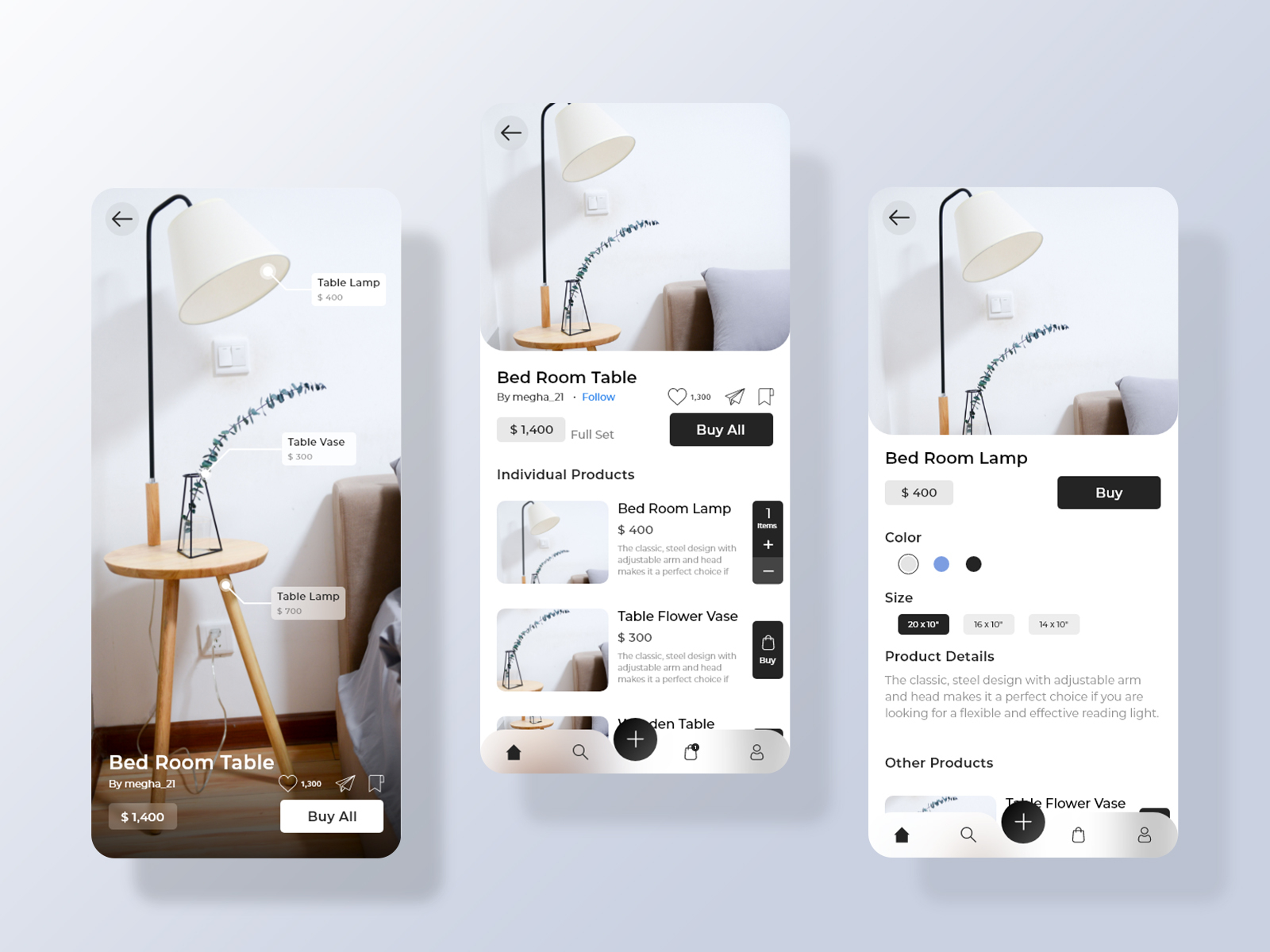 Home Decor E Commerce App By Kiran Kumar On Dribbble