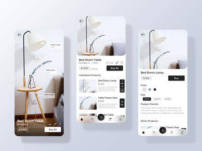 Home Decor E-Commerce App